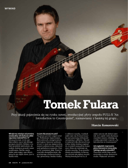 Tomek Fulara - Adam Fulara