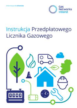 Instrukcja Przedpłatowego Licznika Gazowego