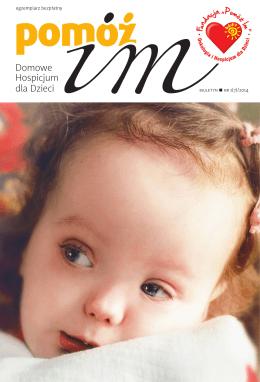 Domowe Hospicjum dla Dzieci