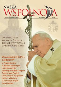 Nasza Wspólnota kopia 2 - Polska Misja Katolicka w Austrii