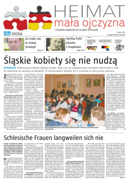Śląskie kobiety się nie nudzą - www.bilingua.haus.pl www.bilingua