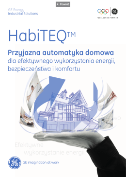 HabiTEQ - GE Power Controls