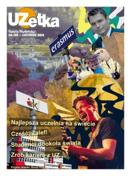 Gazeta Studencka NR 106 :: LISTOPAD 2014