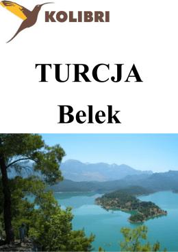 Turcja Belek