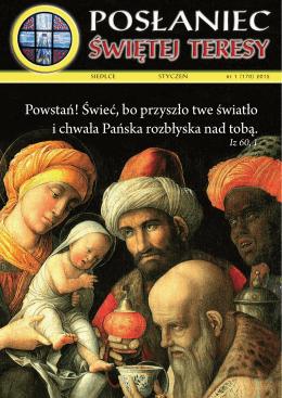 Styczeń 2012 - Parafia św.Teresy od Dzieciątka Jezus