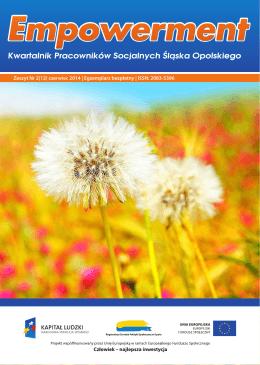 Kwartalnik 06/2014 - Regionalny Ośrodek Polityki Społecznej w Opolu