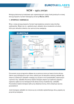 Dokument z opisem zmian do marca 2015 (format pdf)