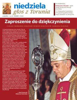 niedziela - Diecezja Toruńska