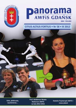 panorama-58.pdf  - Akademia Wychowania Fizycznego i