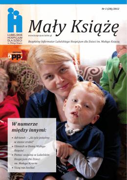 Informator nr 28/2012 - Lubelskie Hospicjum dla Dzieci im. Małego