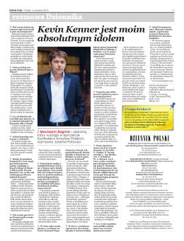 wywiad - Maciej Raginia