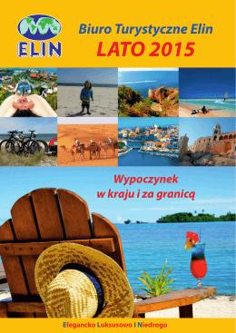 Wypoczynek - Biuro Turystyczne ELIN