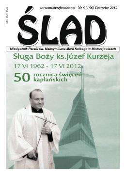 www.mistrzejowice.net Nr 6 (156) Czerwiec 2012