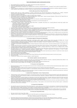 Regulamin - Warszawski Rolno
