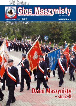 GM Nr 9/73 (Wrzesień 2010) - Związek Zawodowy Maszynistów