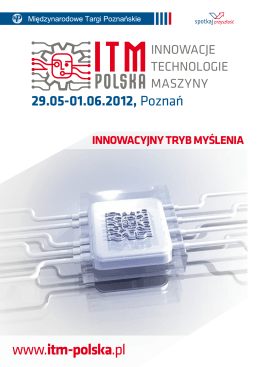 itm-polska - Mach-Tool - Międzynarodowe Targi Poznańskie