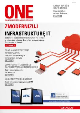 ONE Catalogue Sierpień 2012