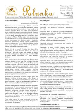 Strona 1 - SPP POLANKA