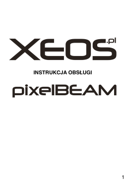 pixelBEAM manual PL