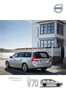 Otwórz okno - Volvo Cars