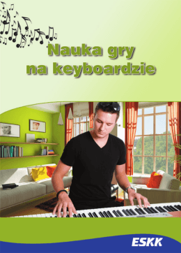 Nauka gry na keyboardzie