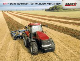 AFS® – ZAAWAnSOWAnE SYSTEmY ROLniCTWA