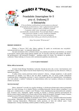 Pobierz - Przedszkole Samorządowe Nr 5 w Białymstoku