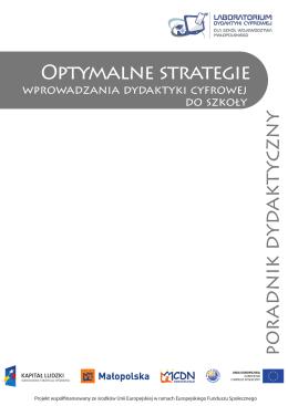 Optymalne strategie wprowadzania dydaktyki cyfrowej do szkoły