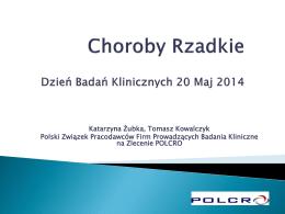 Katarzyna Żubka, Tomasz Kowalczyk Polski Związek Pracodawców