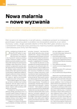 """""""Lakiernictwo Przemysłowe"""" nr 2(88) - Rol-Mot"""
