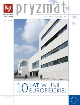 Wyd. specjalne 10 lat w UE - Pryzmat