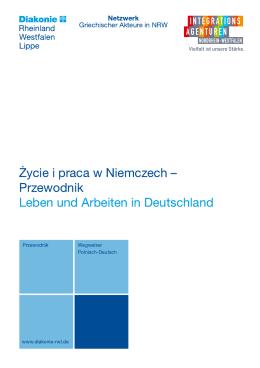 Życie i praca w Niemczech - Diakonie Rheinland-Westfalen