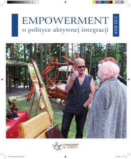 """""""Empowerment"""" (5) 2014"""