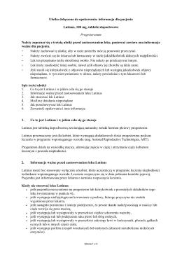 Ulotka dla pacjenta - plik pdf