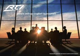 Broszura RTI dla systemów komercyjnych Pobierz