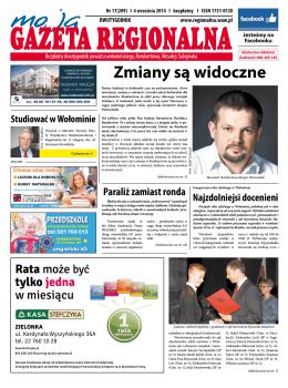 mgr17-2014 - Moja Gazeta Regionalna