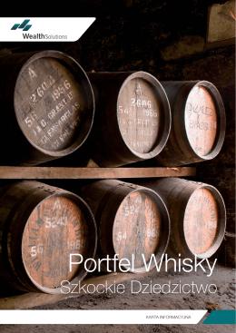 Portfel Whisky