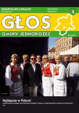 Najlepsze w Polsce! - Jednorożec, Urząd Gminy