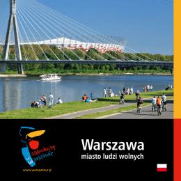 Warszawa miasto ludzi wolnych