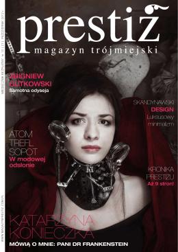 pobierz pdf - Prestiz Magazyn trójmiejski
