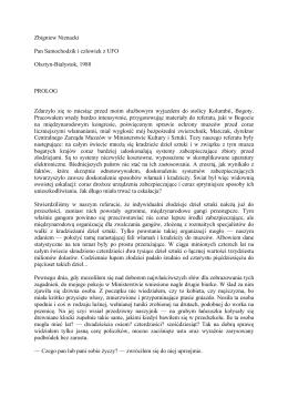 Zbigniew Nienacki - Pan Samochodzik i Nieœmiertelny