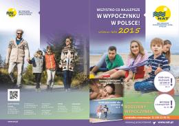 katalog wiosna lato 2015 - Nadwiślańska Agencja Turystyczna