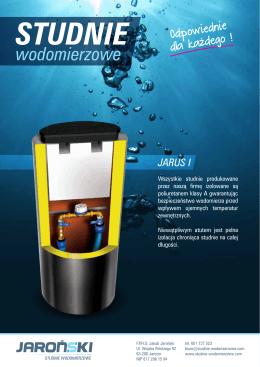 Jaroński | Studnie wodomierzowe