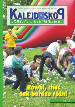 Kalejdoskop - Starostwo Powiatowe w Kielcach