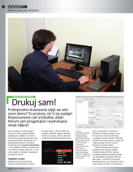 magazyn fotograficzny Digital Camera Polska - Maj 2013