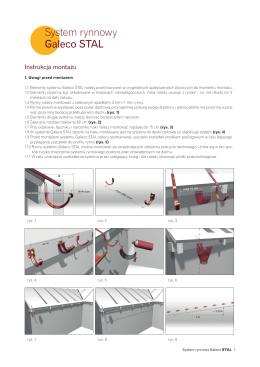 Pobierz instrukcję montażu