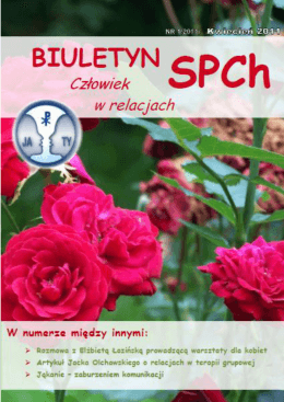 Otwórz biuletyn - filaryzycia.pl