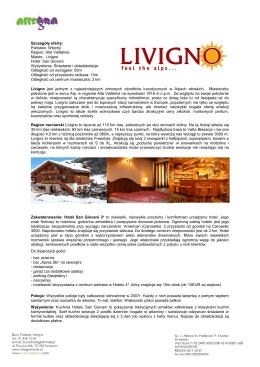 Livigno Hotel: San Giovani Wyżywienie: Śniadanie i obia