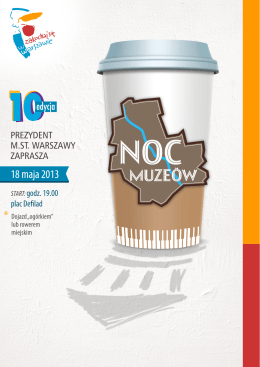 "Program ""Nocy Muzeów"""