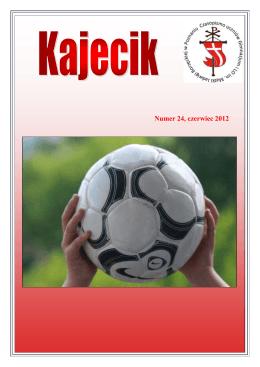 czerwiec 2012 numer 24 - Gimnazjum i Liceum Ogólnokształcące im